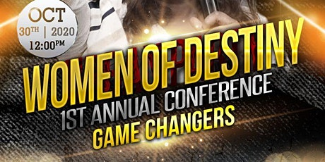 Women Of Destiny - Game Changers tickets