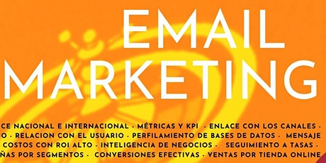 Conferencia Email Marketing tickets