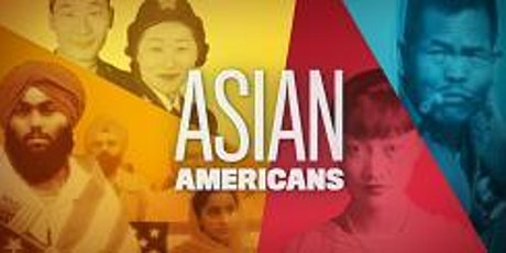 Asian Americans Virtual Screening & Chat tickets
