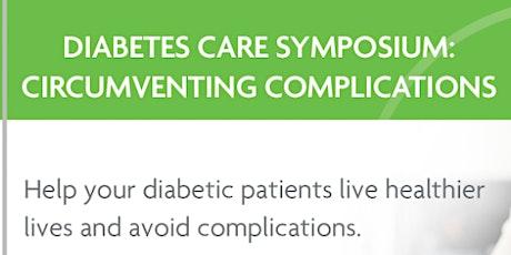 Vendor Registration: Diabetes Care Symposium: Circumventing Complications tickets