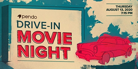 Pendo Drive in Movie Night tickets