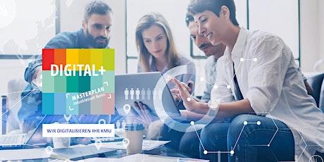 DIGITAL+  Berliner Initiative für die digitalen Transformation von KMU Tickets