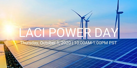 LACI Power Day 2020 tickets