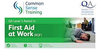 First Aid at Work (FAW)