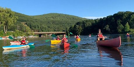 Kayaking on the Retreat Meadows tickets