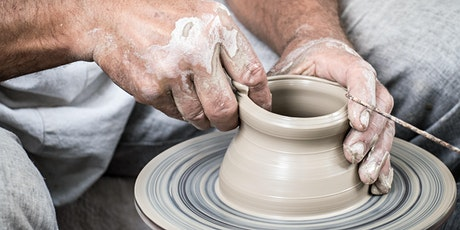 12-Week Pottery Course - Wednesday Evening (Beginner + Intermediate) tickets