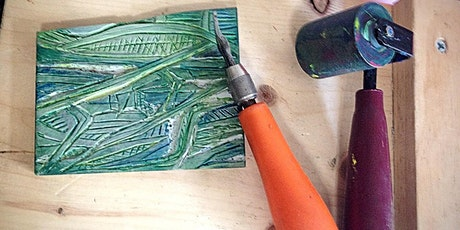 Printmaking Without A Press (And At Home) tickets