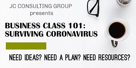 SURVIVING COVID-19: One on One Business Coaching Session tickets