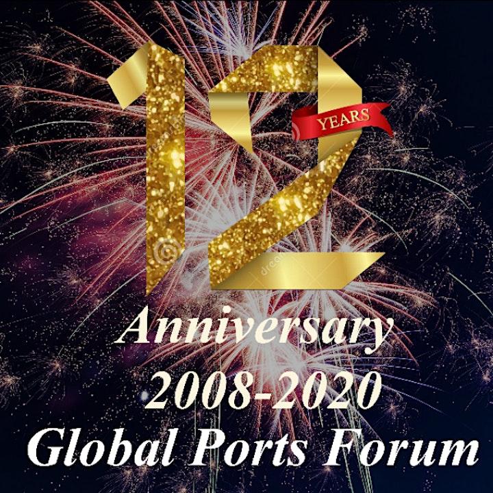 3rd Exe Prog on Global Ports Adv Mgt,29 Aug-7 Sep 21+Port visit,Dubai image