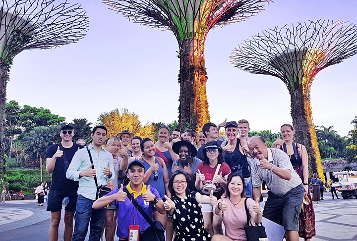 Marina Bay 'Twin Wonders' Highlights Walkabout - #SG55 Special Tour Edition image