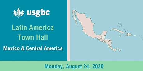 Latin America  Town Hall: Mexico & Central America biglietti