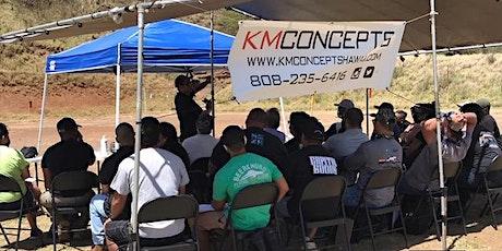 KMconcepts Basic Handgun Safety Course tickets