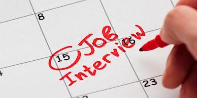 Interviewing Workshop: Part 2 - VIRTUAL