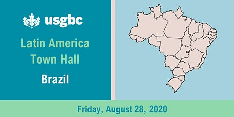Latin America Town Hall: Brazil bilhetes