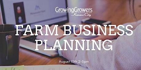 Farm Business Planning Workshop tickets
