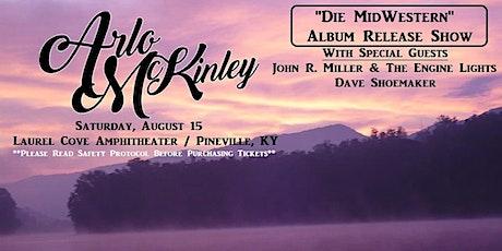 Arlo McKinley:  Album Release Show with John R Miller & Dave Shoemaker tickets