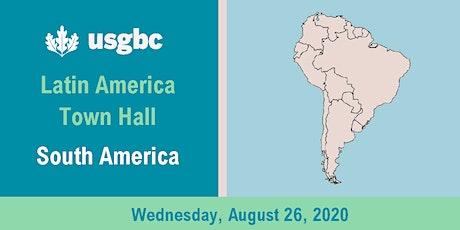 Latin America Town Hall: South America biglietti