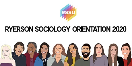 Sociology Orientation 2020: 1st Year Students - Session 3 tickets