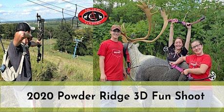 2020 Powder Ridge 3D Fun Shoot tickets