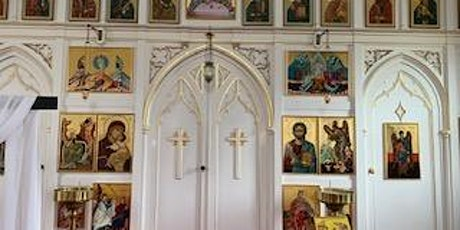 Divine Liturgy tickets
