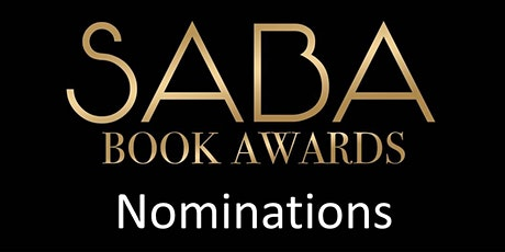 SABA 2020 Book Awards - Nominations tickets