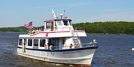Cruise into the Weekend!  Friday Evenings on the Kennebec! tickets