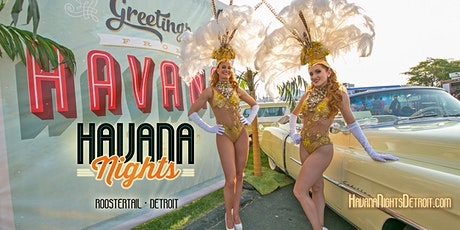 Havana Nights Detroit 2021 tickets