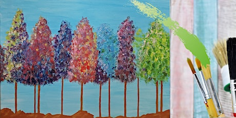Painted Trees Art Class tickets