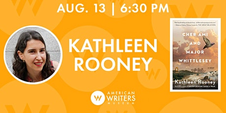 Kathleen Rooney: Cher Ami and Major Whittlesey tickets