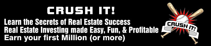 CRUSH IT !-with Real Estate 2021-Learn the Secrets of Real Estate Success. image
