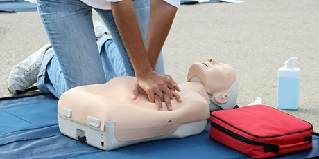 Level 3 Award in First Aid at Work tickets