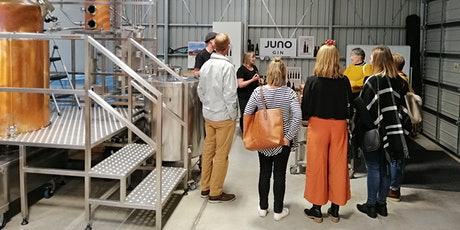 Garden to Plate: Behind the Scenes at Juno Gin tickets