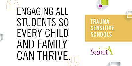 Re-Certification for 7ei of Trauma Sensitive Schools - Train the Trainer - VIRTUAL TRAINING tickets