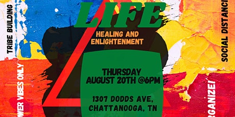 LIFE Presents: Healing and Enlightenment tickets