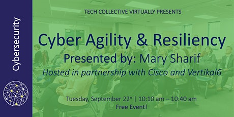 Cyber Agility & Resiliency tickets