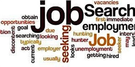 JobTrain  Workshop - Search strategies post COVID-19 tickets