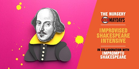 Online Summer Intensive: Improvised Shakespeare tickets