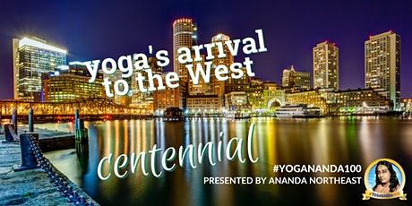 Yogananda's Centennial Celebration: A Virtual Event Live from Boston, MA tickets