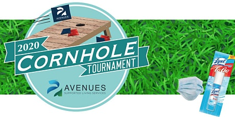 Cornhole Tournament 2020 - 4th Annual FUNdraiser & Virtual Silent Auction tickets