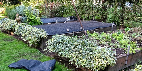 Tucking In The Garden For Winter tickets