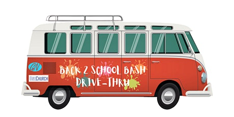 Back 2 School Bash Drive - Thru tickets