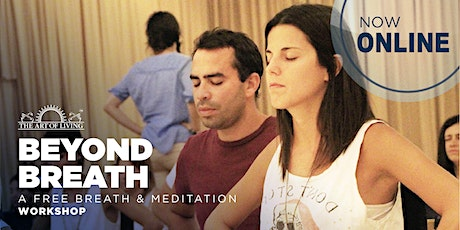 Beyond Breath Online-An Intro to the Happiness Program New South Wales 8 tickets