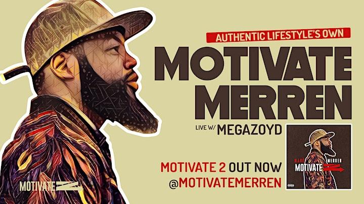 Motivate Merren x ONCE VV image