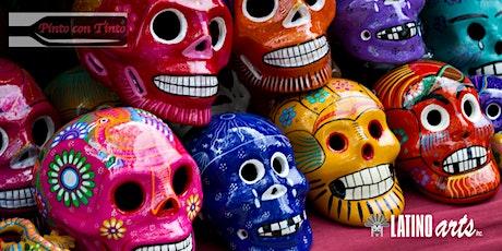 Pinto con Tinto: Sugar Skulls tickets