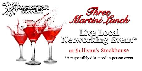 Three Martini Lunch Live tickets
