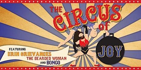The Circus of Joy vs The Apocalypse tickets