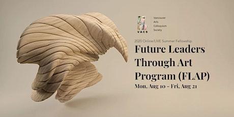 Future Leaders Through Art Program tickets