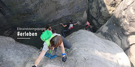 Stiegen-Abenteuertour für Einsteiger Tickets