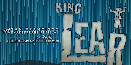 Free Shakespeare at Home: King Lear tickets