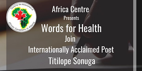 Words for Health pt.4 tickets